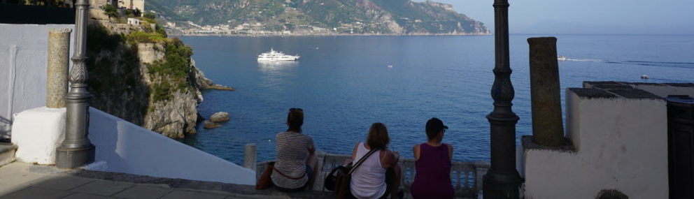 italy travel planning guided tours women